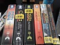 Csi Miami Seasons 1 through 6. Season 5 and 6 are both