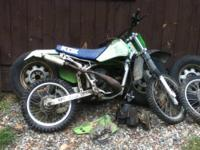 1980 CT 110 Honda Trail bike. This bike is in excellent