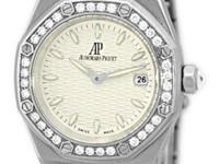 "CT28019 Lady's Stainless Steel Audemars Piguet ""Lady"
