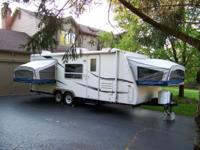 Exceptional health condition 2006 hybrid rv! Has 3 fold