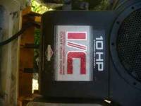 Cub Cadet model 1015 ,10 HP, 32' cut , oil change