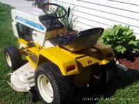 runs great, looks great, mows great, 4 speed manual