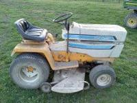 Cub Cadet 1200: needs head gasket replaced, ran when