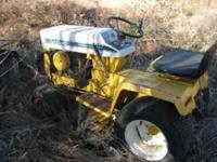 For Sale: One (1) Cub Cadet 127. Engine is in great