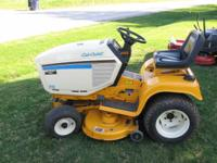 1440 Cub Cadet with Hydro Drive - Unbelievable 150