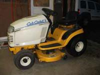 1998 cub cadet 1525 series for sale, 15 hp engine,