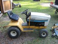 Cub Cadet 1720 hydro Garden Tractor 17Hp Kohler Runs