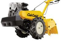 The Cub Cadet 18 in. 208 cc Rear-Tine Dual-Direction