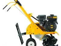 The Cub Cadet 208 cc, 4-cycle OHV engine is designed to