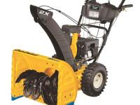 The Cub Cadet 208 cc, OHV 4-Cycle Two-Stage 24 in. gas