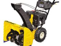 The Cub Cadet 277cc, OHV 4-Cyle Two-Stage 26 in. gas