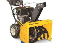 The Cub Cadet 357 cc, OHV 4-Cyle two-stage 30 in. gas