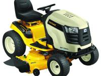 Cub Cadet's 54 in. 27 HP Hydrostatic Garden Tractor