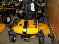 New 2013 Cub Cadet Lawn tractors, Zero turns and Garden