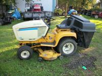 i have a cub cadet 1440 garden tractor 14hp hydro 46in