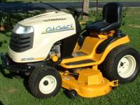 very good mower that is in great condition. It only has
