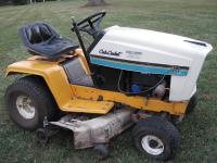 "Cub Cadet Mower Model 1715 with 46"" Deck with original"