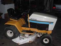 i have for sale a mid 90s cub cadet riding mower 14 hp