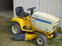 Cub Cadet Model 1864 360 Hours 18 HP Runs Great; Great