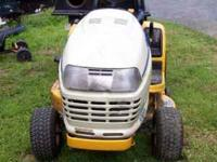 Series 2000 Cub Cadet Riding Mower Tractor w/Twin Rear