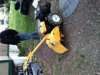 """2008 Cub Cadet RT 65 Honda GC 190 Motor 20"""" digger"""