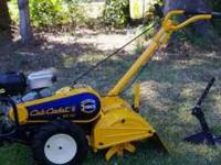 Cub Cadet RT65 Tiller with multi-directional tines, 6