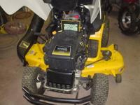 up for sale is a 2007 cub cadet slt 1554 i bought this