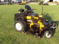 Cub Cadet Tank/72 commercial zero turn mower with