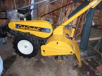 Cub Cadet Model RT65 Tiller / Rototiller - in like new