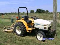 1998 Cub Cadet 7273 Compact Tractor, comes with a Land