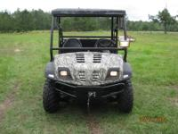 2011 Volunteer 4WD, low/high range, Hurst shifter,
