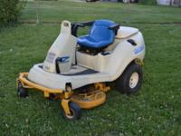 4 sale runs and mows great well maintained ready to go