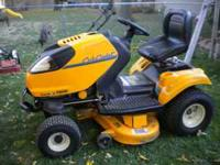 FOR SALE : Cub Cadet Zero Turn Riding Mower - 46""