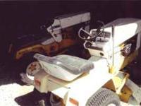 Cub Cadets Model 149 Hydrostatic Drive $1000 - Tractor