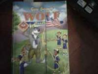 Cub Scout Wolf Handbook in excellent condition. No