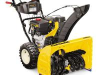 The Cub Cadet 357cc, OHV 4-Cyle two-stage 30 in. gas