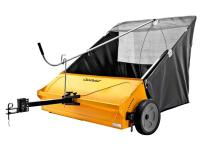 Cub Cadet's 44 in. Lawn Sweeper has features inspired