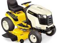 The Cub Cadet 50 in. 25 HP Kohler Courage V-Twin OHV