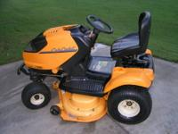 Cub Cadet i1050 zero turn. This is the model of zero