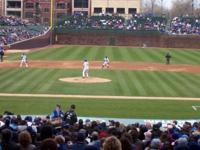 CUBS Tix. May to Sept. Up to 8 tix. ....A CUB season