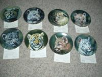COLLECTIBLE PLATE SERIES FROM THE PRINCETON GALLERY