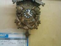 For Sale: Cuckoo Clock purchased in May 1982 at the