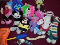 Cuddly toys huge boxes Sell Only $10 for all Please see