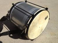 "This is a NEW 10"" cuica by Toca Percussion. It has"