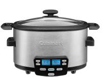 The Cuisinart 4 qt. Cook Central is a compact and