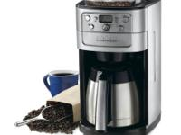 Cuisinart Fully Automatic Burr Grind & Brew Thermal