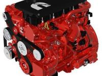 Cummins ISF 3.8 L Turbo Diesel Remanufactured Long