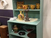 Blue Cupboard $68 (on sale for $51) Dresser $165 (on