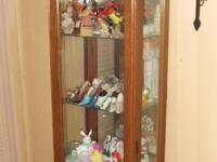 Type:Living RoomType:Curio CabinetLighted Curio