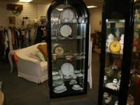 JIMMY'S WAREHOUSE has 5 really nice curio cabinets for